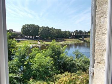Herenhuis aan de rivier - 33220 Port Sainte Foy