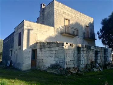 Casa In Vendita Contrada San Todaro - Francavilla Fontana