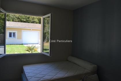 Soulac Sur Mr - Maison De Plain-Pied D'environ 87m2 - 2 Chambres, 1 Mezzanine Et 1 Bureau.