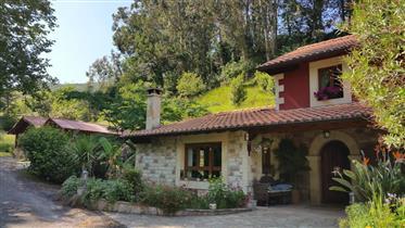 Hermosa casa en el norte de España