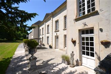 Bed and breakfast in a chateau close to Bayeux