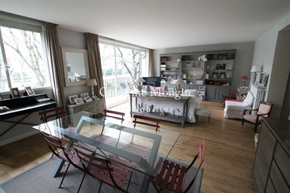 Appartement 3 Pièces 89m² Avec 2 Balcons