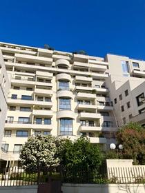 2 Pièces 51m² vendu loué avec balcon et parking.
