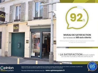Vente   maison / villa   - Maison de ville   Bagnolet (93170)