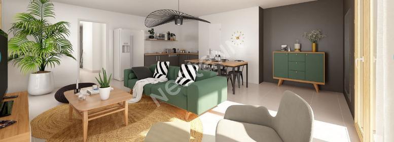 Vente Appartement à Blanquefort de 4 pièces et d'une surface...