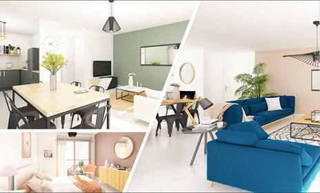 Vente Appartement à Merignac de 4 pièces et d'une surface de...