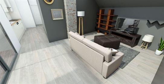 Appartement Caluire-et-Cuire 34 m² T-2 à vendre, 210 000 € |...