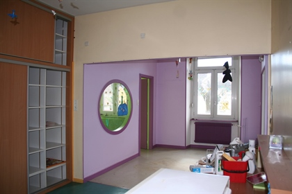 Apartment to convert of 112 m2 with small plot