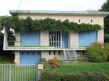 Maison d'architecte des années 70