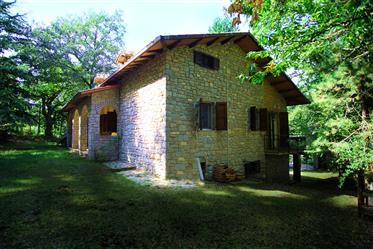 Casale indipendente in collina