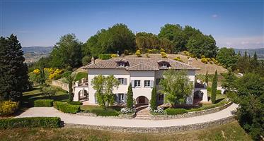 Lussuosa Villa Nel Cuore Dell'Umbria