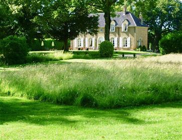 Anwesen mit dem Flair des 18. Jahrhunderts