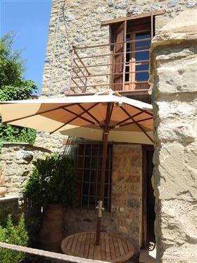 Maison 4 façades en pierres