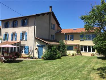 Large Renovated Family Home and Gite in the Livradois Forez ...