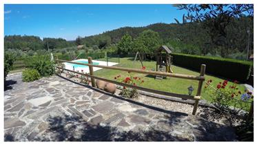 "Mooi huis T3 ""Casa da Ribeira"" in het midden van de Portugal"