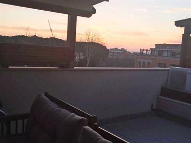 Bilocale buono stato, quarto piano, Porto Recanati