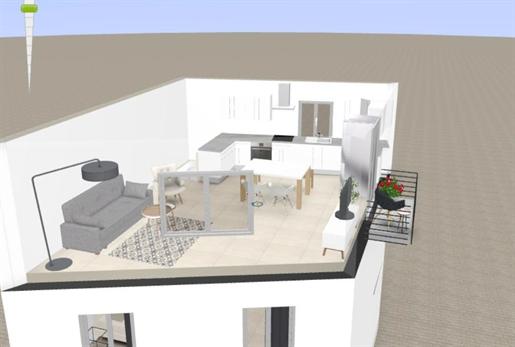 Belle maison de village en cours de rénovation ( livraison p...