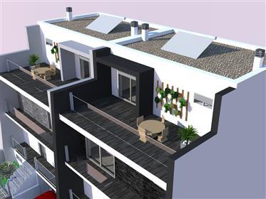 Moradia Contemporânea V3+1 em Alcochete - 415.000€
