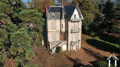 Maison bourgeoise avec possibilités de chambres d'hôtes