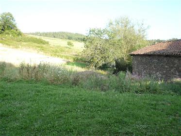 Authentisches Auvergne Haus
