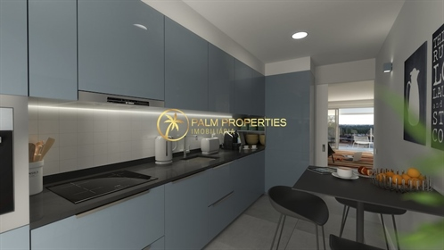 Lagoa-Centro: Moderno, novo apartamento de 2 quartos perto das praias - simplesmente luminoso