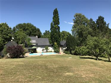 Schöne geräumige nach Hause, grünen, ruhig - in der Nähe von Milly-la-foret