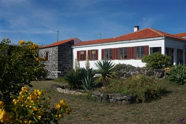 Estate with 2 or 3 holiday apartments and sea view