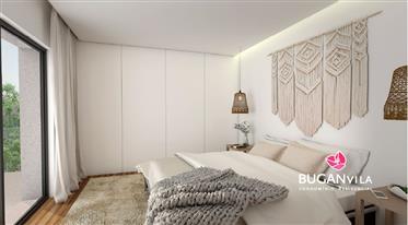 Nova moradia de 3 quartos em condomínio privado