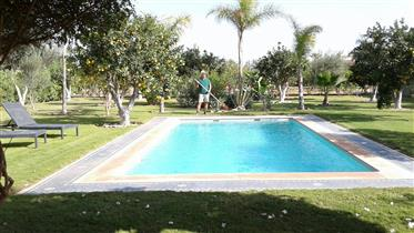 Vend Coquette Villa Meublee A 35' D'agadir