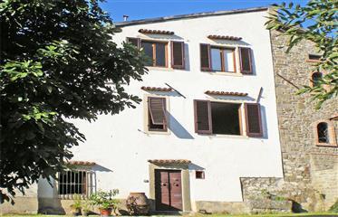 Villa Toscana y casa rural cerca de Florencia, Toscana
