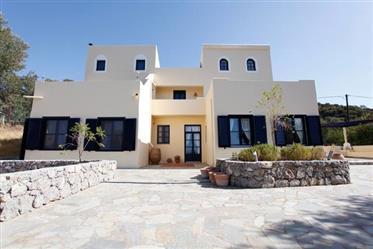 Μονοκατοικία στην Κρήτη/γυμνιστών