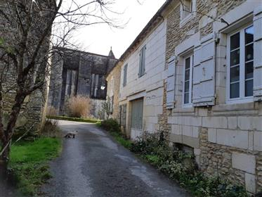 Near Saintes For Sale Charentaise House With Garden