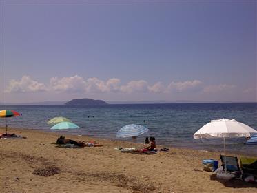 Bungalow μπροστά στη θάλασσα
