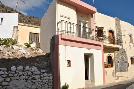 Casa de 1 dormitorio en pueblo de montaña - Creta oriental
