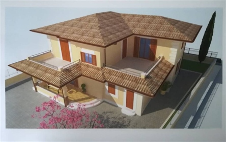 Detached house for sale in via Roma Nn