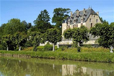 Castle for sale in Burgundy  close to Nevers and Chateau Chinon