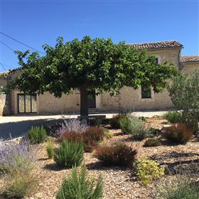 Restored farmhouse for sale in l'isle sur la sorgue with Garden and swimming pool