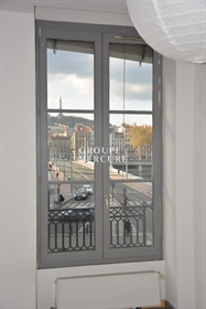Lyon 3o - Rhone Quays - 4 rooms with unobstructed view