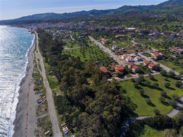 Apartamentos à beira-mar