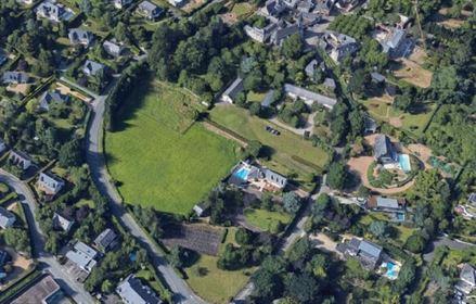 Terrain 492 m²