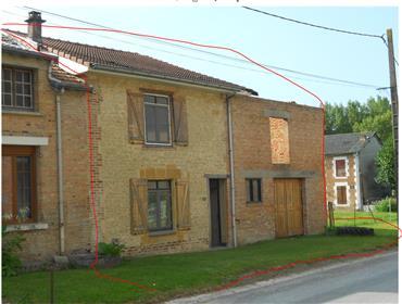 Proyecto de renovación en pueblo rural
