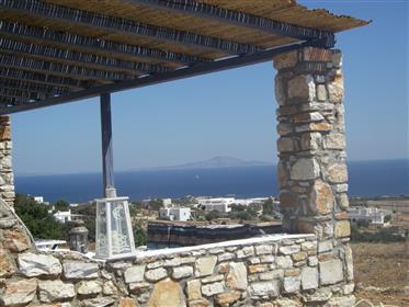 Apartamento com vista mar e piscina na ilha de PAROS das Cíc...