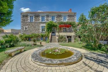 Mooi huis in de randen van de Loire