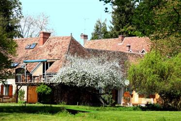 Property of the Xviii 45 minutes from Paris