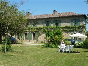 Unique Farmhouse estate - built around a 12th Century Monast...