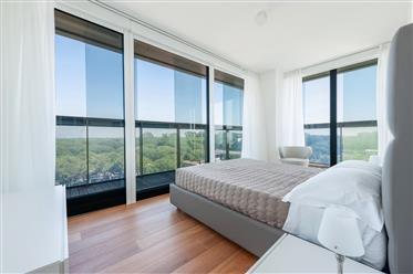 Appartement 3 chambres dans une résidence en bord de mer