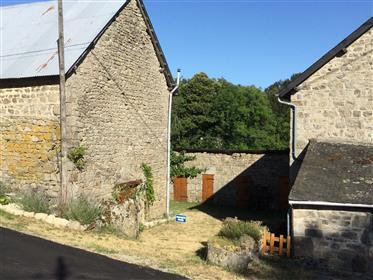 Komplett renovierte idyllische französische Cottage/Fermette