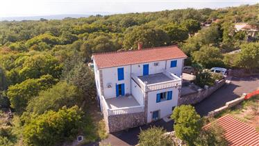 Haus in Insel Krk-Kroatien