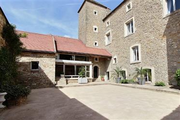 Maison de caractère Bourgogne Sud ,Côte Chalonnaise