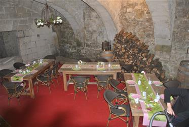 18Th century old winery house